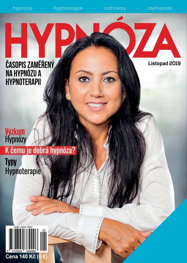 Vychází nový časopis – Hypnóza