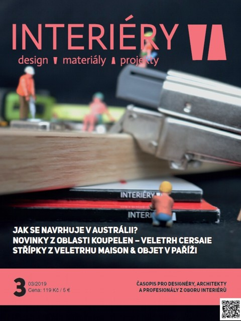 Časopis Interiér