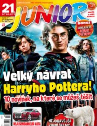 Časopis Junior - co je nového?